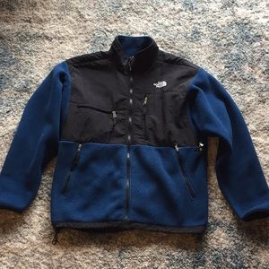 The North Face Blue & Black Jacket